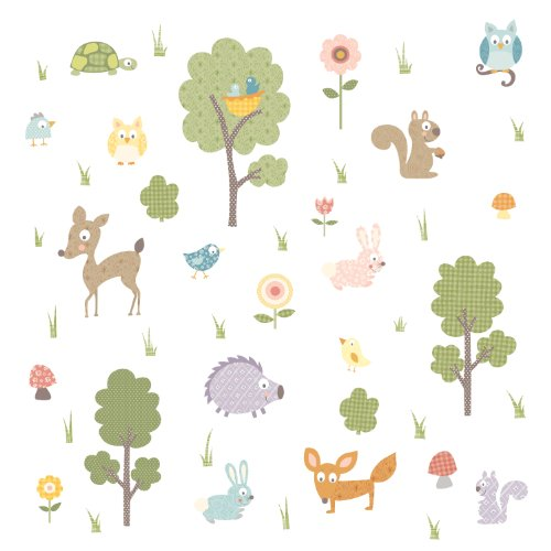 roommates-repositionable-childrens-wall-stickers-woodland-animals