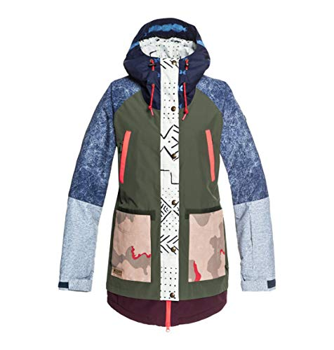 DC Shoes Riji SE - Parka Snow Jacket for Women - Parka-Schneejacke - Frauen