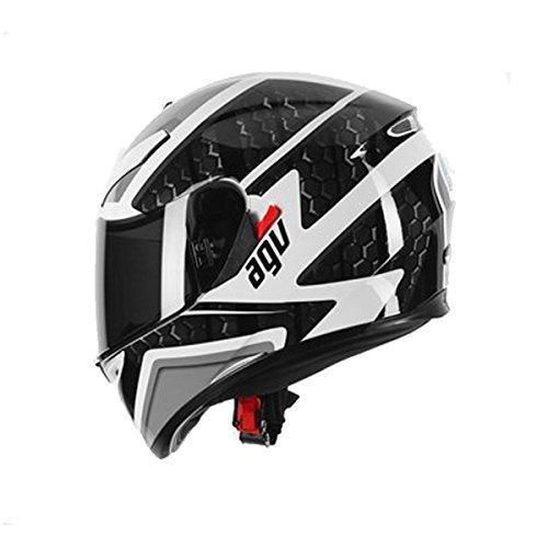 agv-k3-sv-pulse-noir-gunn-visage-complet-casque-de-moto