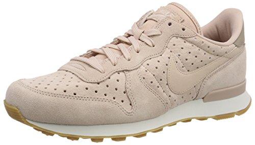 Nike W Internationalist PRM, Zapatillas de Running para Mujer, Beige (Particle Beige/Particle Beige 204), 39 EU