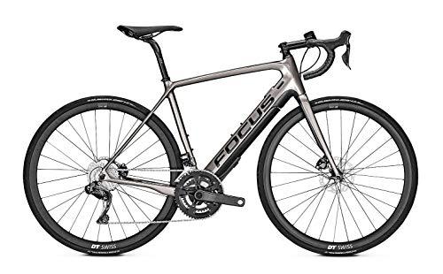 Vélo de route électrique FOCUS Paralane2 9.8 Di2 250wh Anthracite - M