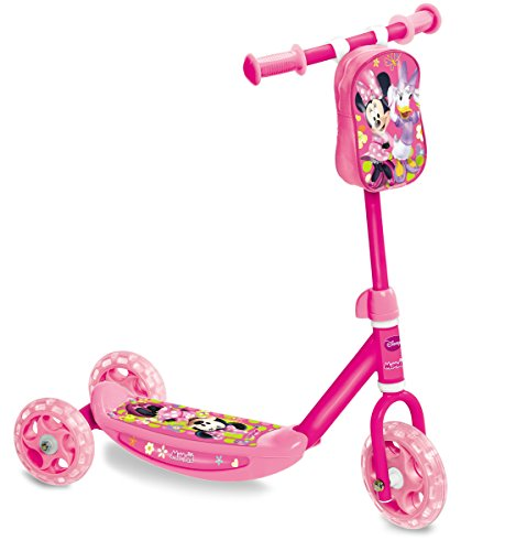 Mondo 28180 - my first scooter minnie bow-tique, monopattino baby, 3 ruote