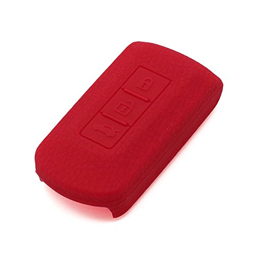 fassport-leather-texture-silicone-cover-skin-jacket-fit-for-mitsubishi-3-button-smart-remote-key-cv5