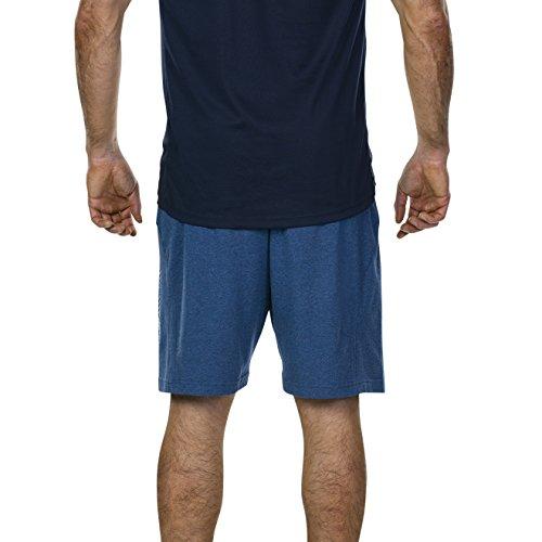 Canterbury Of New Zealand Herren Vapodri Cotton Shorts Estate Blau meliert