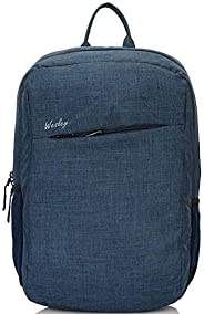 Wesley Milestone 15.6 inch 25 L Casual Waterproof Laptop Backpack/Office Bag/School Bag/College Bag/Business B