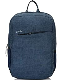 Wesley Milestone 15.6 inch 25 L Casual Waterproof Laptop Backpack/Office Bag/School Bag/College Bag/Business Bag/Unisex Travel Backpack