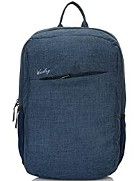 Wesley Milestone 15.6 inch 25 L Casual Waterproof Laptop Backpack Office Bag School  Bag 529b6c1fac1f7