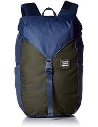 168bc90eb61b Herschel Barlow Medium Nylon Backpack Dark Blue