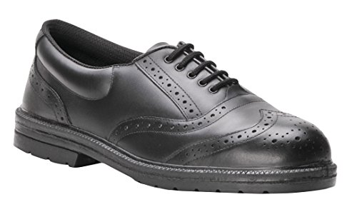 Portwest FW46 - Exec Brogue 39/6 S1P Steelite