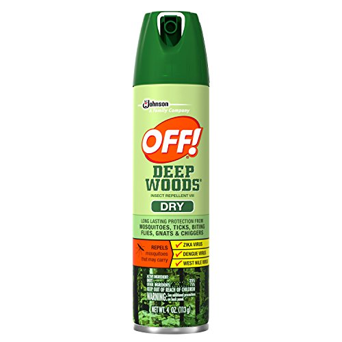Off Deep Woods Dry Aero, 4 oz