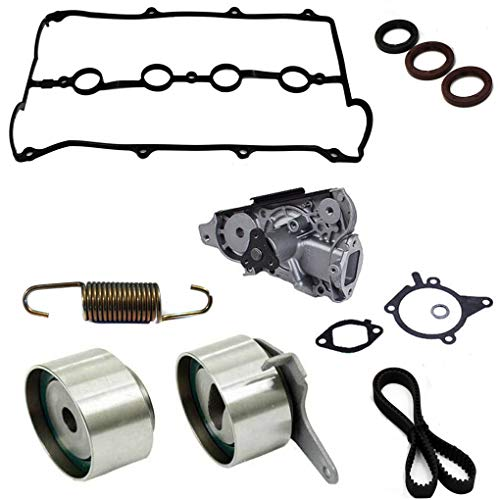 Zerama Qualitäts-Auto-Zahnriemen und Wasserpumpe & Dichtung Kit Ersatz für Mazda Miata MX5 1994-2000 150659201436 (Mazda Miata Motor)