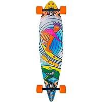 Miller Skateboards Longboard Stocked GB 40 Zoll, Unisex, incoloro, None