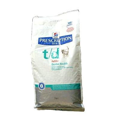 Hills Feline T/D Prescription Diet 5 Kg