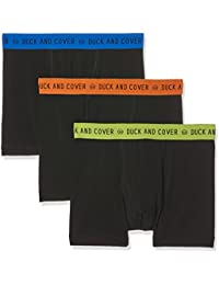 Duck and Cover Men's Boxer Shorts