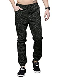 Mens Army Jogger Dori Style Relaxed Fit Cotton Cargo Jogger Jeans Pants By BHAGWATI Store