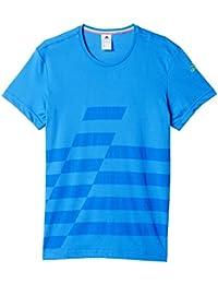 Amazon.es  Zapatillas Adidas Azules Hombre  Ropa 7e0bae5cfdd