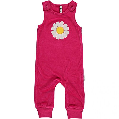 Maxomorra Baby Playsuit Embroid Daisy 86