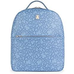 Mochila Tous Kaos Mini en color azul