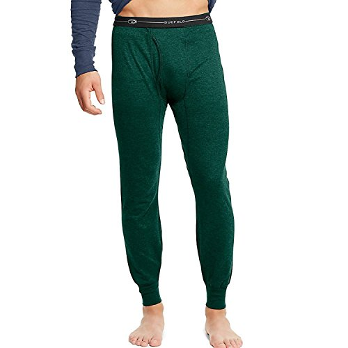 Champion Duofold Men's Mid-Weight Wicking Thermal Pant (Midweight Thermal Pant)