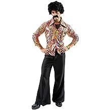 promo code ae2e2 3dfb8 abbigliamento uomo anni 70 - 2 stelle e più - Amazon.it