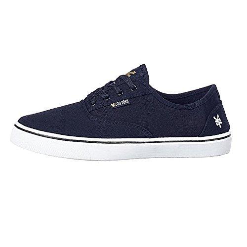 ZOO YORK Herren Sneaker Navy