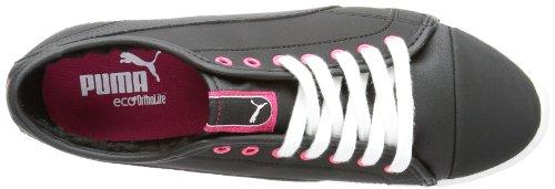 Puma Elki Winter Wn's, Low-top femme Noir - Schwarz (black-virtual pink 02)