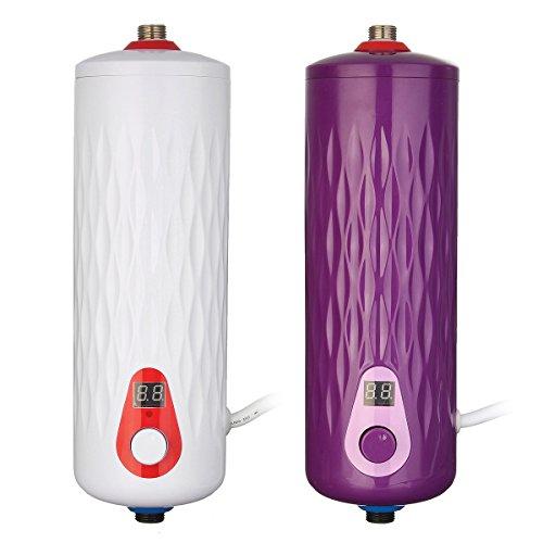 Bazaar 220V 5500W elektrische Instant Durchlauferhitzer Küche Badezimmer Temperatur Digitale konstante