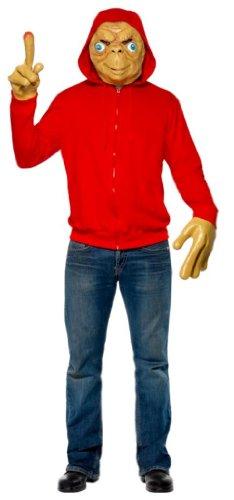 Smiffy's - E.T. der Ausserirdische Kostüm TV Fasching Halloween ET Kostüm Eliot ()
