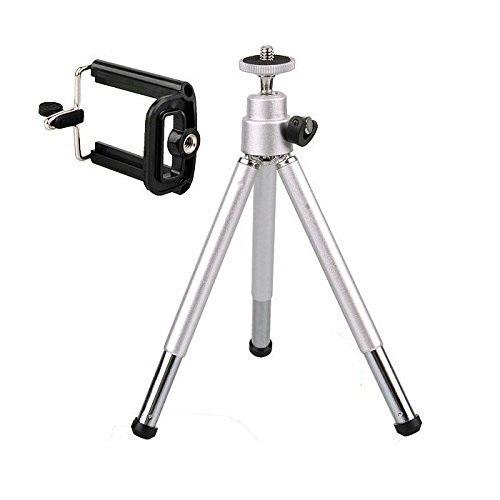 Unifree Tripod For iPhone, Samsung, Sony, HTC, Oppo etc., Cellphone , Camera and Case Star Cellphone Bag (Telescopic Tripod)  available at amazon for Rs.399