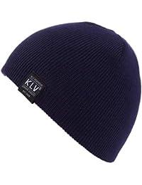 Voberry Unisex-Baby Boy Crochet Wool Knit Ski Beanie Skull Slouchy Caps Hat