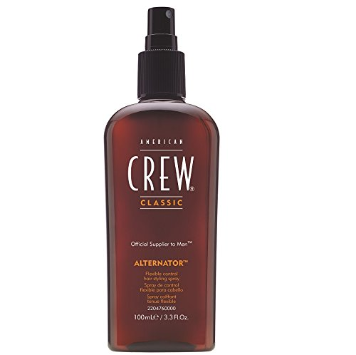 AMERICAN CREW ALTERNATOR Flexibles Styling und Finishing Spray, 100ml (Feuchtigkeit Pomade)