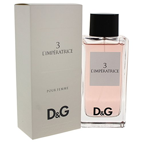 Dolce & Gabbana L'Imperatrice femme / woman, Eau de Toilette, Vaporisateur / Spray, 100 ml - Design Feines Parfum Spray