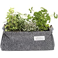 Saco Balconera mini Mh (50x20x20cm) par Huerto Urbano + Manual Agricultura Urbana