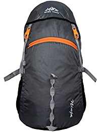Mount Track B6 Ninja 40 Ltrs Rucksack, Hiking & Trekking Backpack Dark Grey
