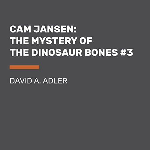 Cam Jansen: The Mystery of the Dinosaur Bones, Book 3