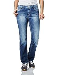 Pioneer Sally - Jeans - Droit - Femme