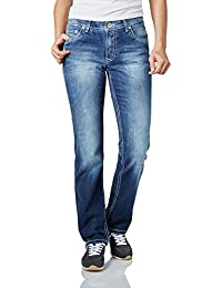Pioneer Damen Straight Leg Jeans SALLY