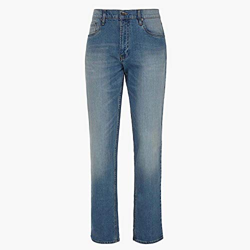 Diadora Pantalone Lavoro Jeans 5 tasche Tg. 54 Blu - Stone 5 PKT - 170750-C6207