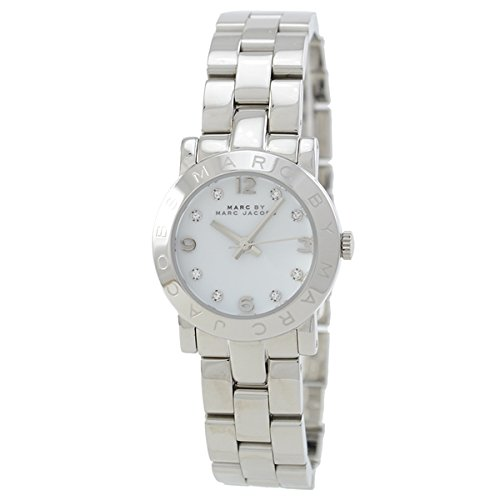 Dame Uhr MARC BY MARC JACOBS AMY MBM3055 (Marc Jacobs Amy Armbanduhr)