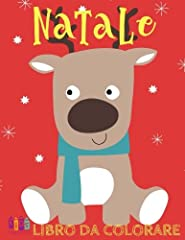 Idea Regalo - Natale Libro Da Colorare Album: Christmas Coloring Book for Boys & Girls: Volume 5