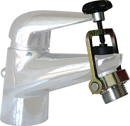 """Wasserhahn Adapter""""Aqualigator"""", klemmbar"""