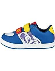Zapatillas Mickey Disney casual 24-25-26(2)-27(2)-28(2)-29(2)-30-31