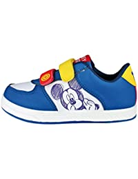 Zapatillas Mickey Disney casual 24-25-26(2)-27(2)-28(2)-29(2)-30-31