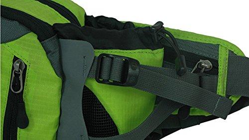 Outdoor Multifunktions-Taschen/Running Fahrt Taschen/ Wandern wasserdichte Brust Pack E