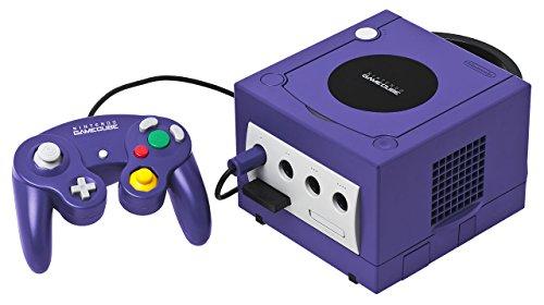 Nintendo GameCube - Coloris Violet [GAME CUBE] [Importado de Francia]