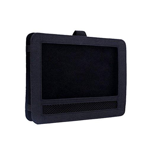 Sharplace KFZ Kopfstützenhalterung für tragbarer DVD-Player,schwarz