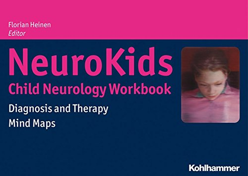 NeuroKids - Child Neurology Workbook: Diagnosis and Therapy - Mind Maps