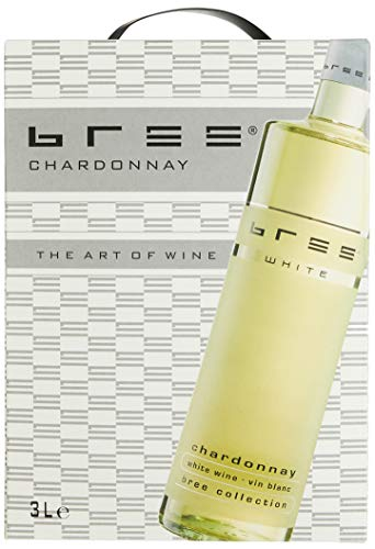 Bree Chardonnay Halbtrocken Bag-in-box (1 x 3 l) Fisch-butter