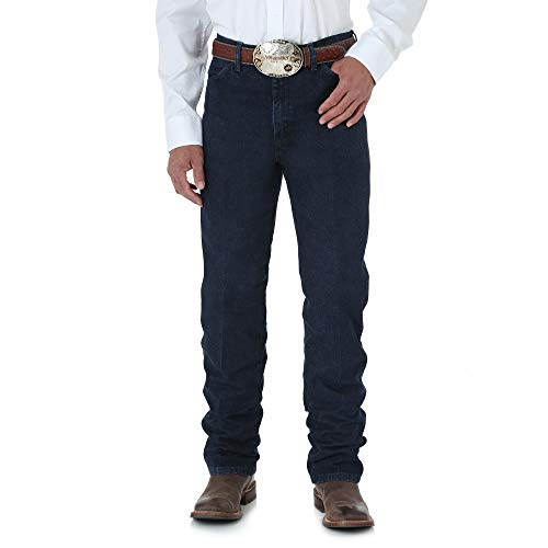 Wrangler Men's Cowboy Cut Slim Jean, Nightfire, 30Wx30L -