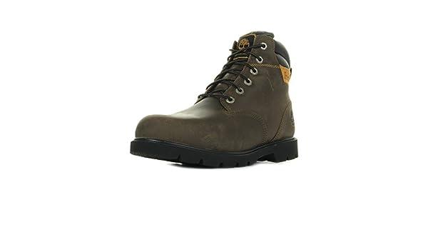 Timberland Leavitt Waterproof Lace Boot Dark Brown CA1K94, Boots   Amazon.fr  Chaussures et Sacs 88ada6f1fdc7